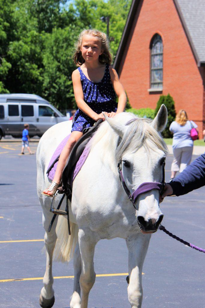 pony event